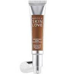 Becca Walnut skin love weightless foundation